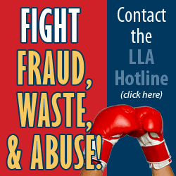 Fight Fraud, Waste,   Abuse Logo